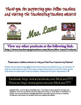 Elementary Number Line Book Suggestions