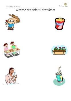 Elementary Oral - 02 - Verbs (1)