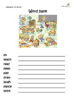 Elementary Oral - 03 - Verbs (2)