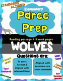 Elementary PARCC PREP packet, informative text + questions 6 literacy standards