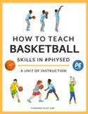 Elem PE Basketball Value Bundle - Unit Resource Pack and F