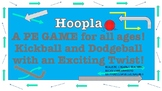 Elementary PE Game Hoopla