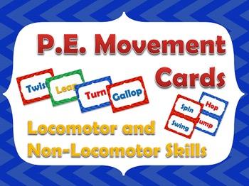 Elementary P.E. Task Cards Bundle