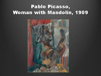 Elementary Pablo Picasso Presentation