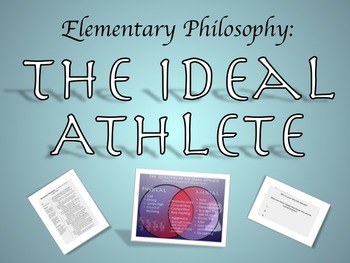 Elementary Philosophy: The Ideal Athlete