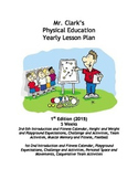 Physical Education Lesson Plans 9th Edition