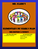 Elementary Physical Education Lesson Plans 18th Edition