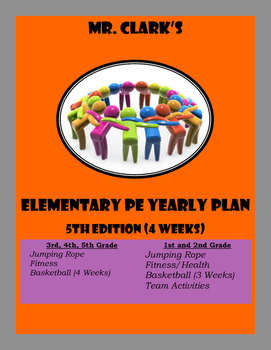 Elementary Physical Education Lesson Plans 20th Edition