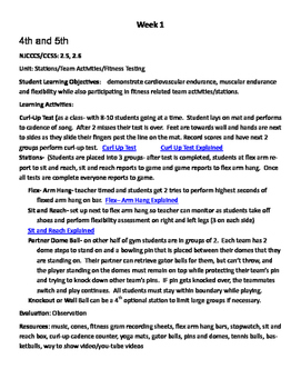 Elementary Physical Education Lesson Plans 21st Edition
