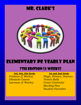 Elementary Physical Education Lesson Plans 22nd Edition