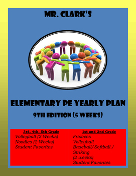 Elementary Physical Education Lesson Plans 24th Edition