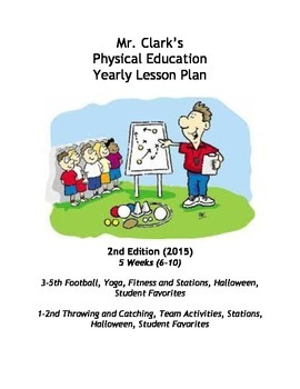 Physical Education Lesson Plans 10th Edition