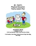 Physical Education Lesson Plans 11th Edition