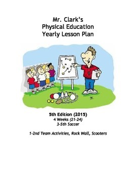 Physical Education Lesson Plans 13th Edition