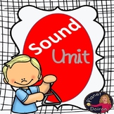 Elementary Physical Science Sound Unit