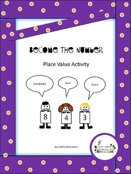 Elementary Place Value Activity