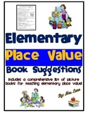 Elementary Place Value Book Suggestions