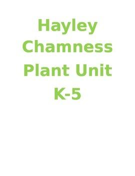 Elementary Plant Unit