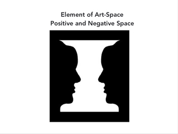 Elementary Positive and Negative Space Presentation