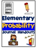 Elementary Probability Journal Handouts
