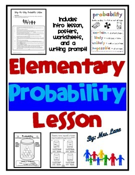 Elementary Probability Lesson