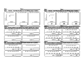 Elementary Range Part I