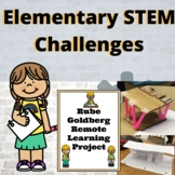 Elementary STEM challenges | Remote learning | Google Classroom
