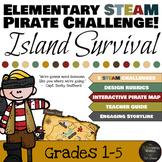 Elementary STEaM Pirate Challenge - Island Survival
