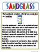 Elementary Sandglass Telling Time Activity
