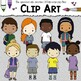 Elementary School Clip Art. Kid Clipart. Supply Clipart. Holiday Clipart. 378 pc
