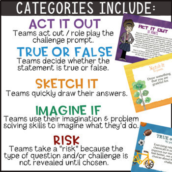 Year Long School Counseling Classroom Guidance Lessons Bundle of 46 Game Shows!