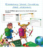 Elementary School Counseling Digital Needs Assessments