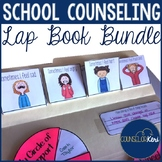 School Counseling Lap Book Bundle for Social Emotional Learning