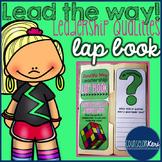 Elementary School Counseling Lap Book: Leadership Qualities