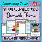 Counseling Office: Damask Elementary School Counselor Passes