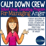 Anger Management Group Counseling Program: Anger Management Activities