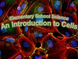 Elementary School Science: An Introduction to Cells