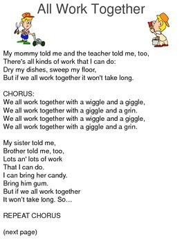 Elementary School Songs and Sing Alongs!