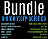 Elementary Science Bundle!