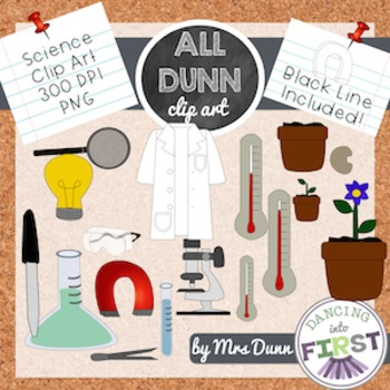 Elementary Science Clip Art- 32 images