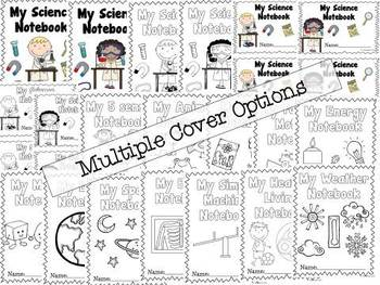 Primary Science Notebooks & More!