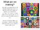Elementary & Secondary Kandinsky Circles Art Project (Pi D