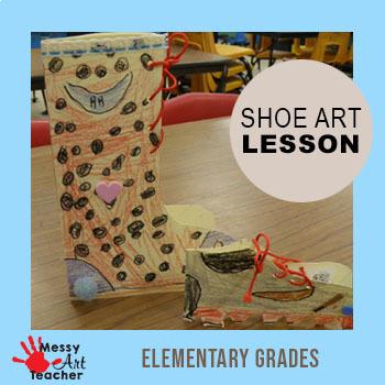 Elementary Shoe Fashion Design