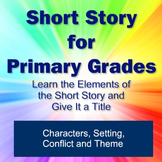 Short Story with Comprehension Questions for Primary Grades