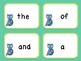Elementary Sight Word Practice First 100 Words Owl Theme