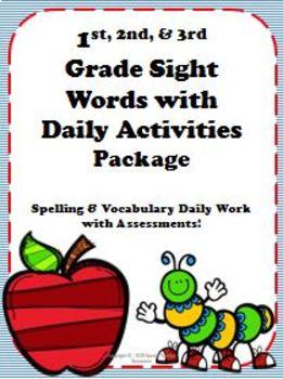 Elementary Site Word Bundle