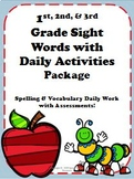 Elementary Sight Word Bundle