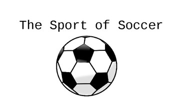 Elementary Soccer Introduction