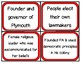 Elementary Social Studies Flash Cards Set 5.1