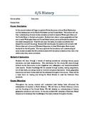 Elementary Social Studies Syllabi